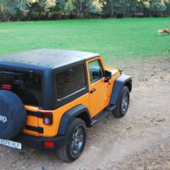 Foto 14 de 33 de la galería jeep-wrangler-mountain en Motorpasión