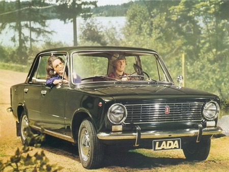 Lada 2101 / VAZ-2101 / ВАЗ-2101