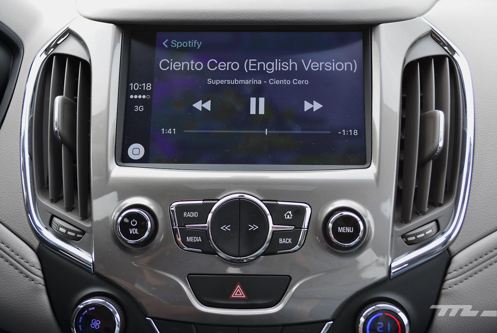 Foto de Chevrolet Cruze (Prueba en Veracruz) (18/19)