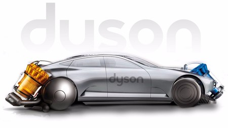 Dyson ficha al expresidente de Infiniti y BMW para dar caña a sus tres coches eléctricos 'made in Singapur'