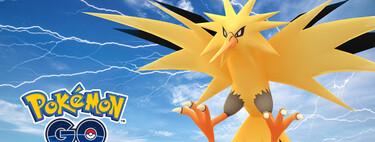 Pokémon GO: cómo derrotar a Zapdos en las Incursiones