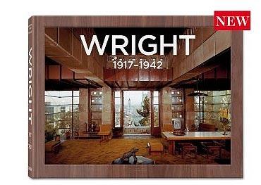 Un libro para amantes de la arquitectura: Frank Lloyd Wright, Complete Works 1917–1942