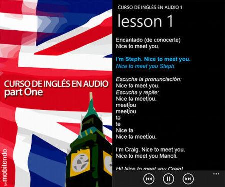 Curso de Inglés Audio módulo I