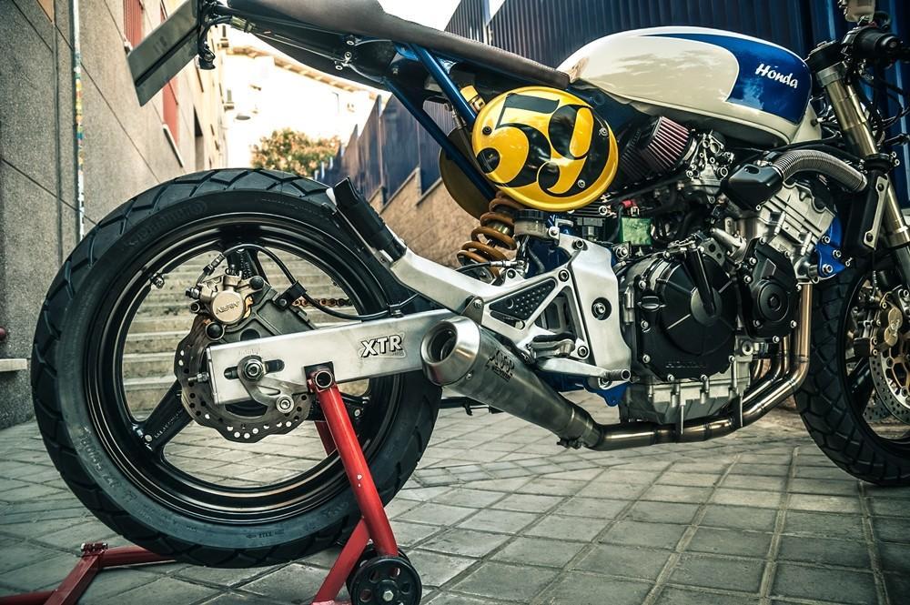 Foto de XTR Pepo Sake Racer (29/35)