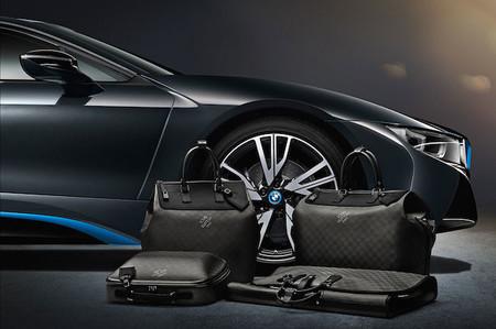 Louis Vuitton  y BMW crean una colección especial de equipaje