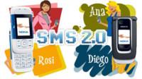Nuevos móviles con SMS 2.0, en Movistar