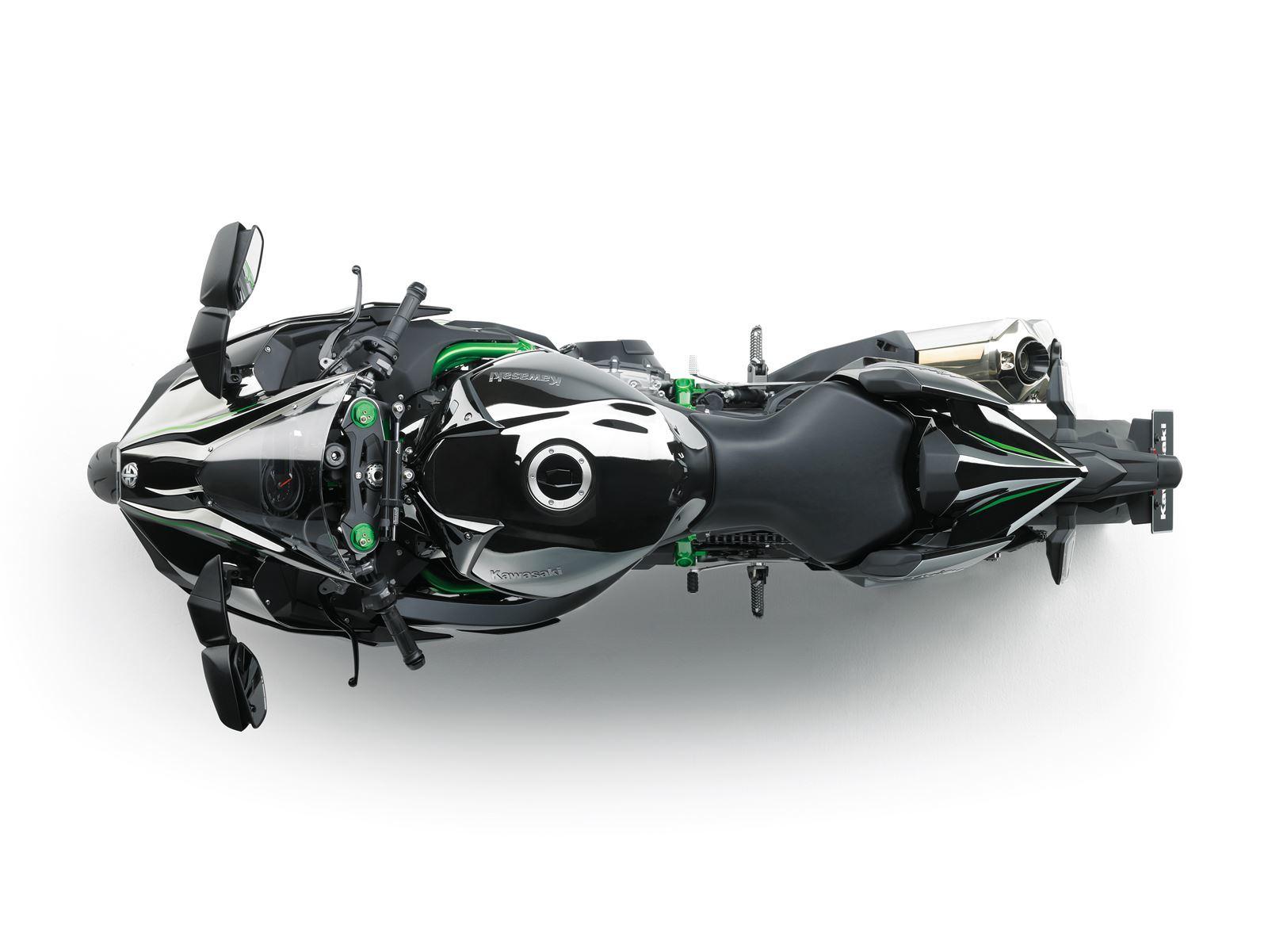 32on Kawasaki Ninja 1000