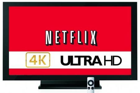 Netflix ya está probando contenido en resolución 4K