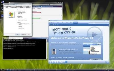 Microsoft Windows Vista, el nombre oficial del Microsoft Windows Codename Longhorn