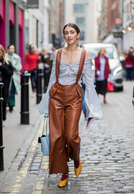 street style marron