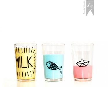 Hazlo tú mismo: Una bonita idea para personalizar tus vasos para un cumpleaños