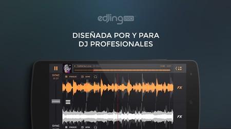 Ofertas en Google Play: la aplicación de DJ edjing PRO y el juego Rayman Jungle Run a 0,10 euros
