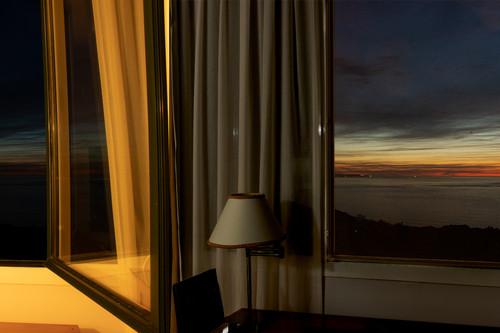 Xataka Foto revela tu foto I: Vistas desde el hotel