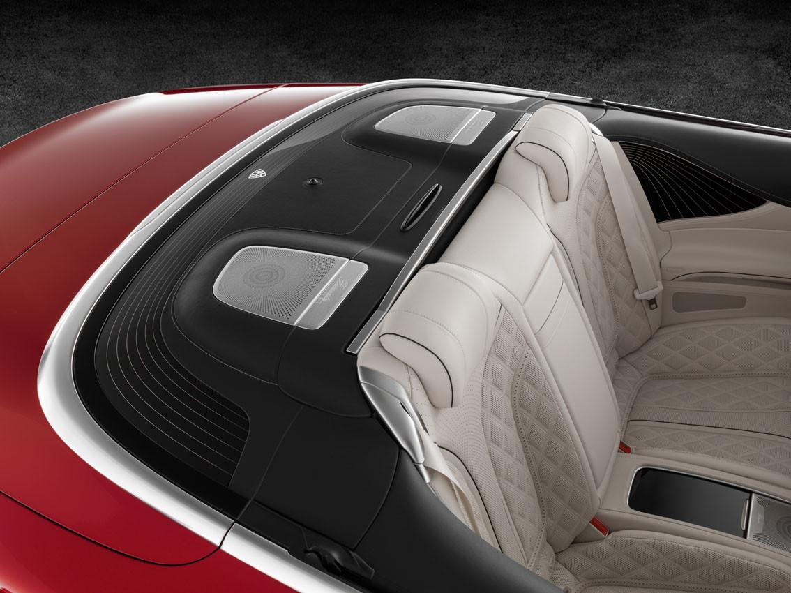 Foto de Mercedes-Maybach S 650 Cabrio (28/37)