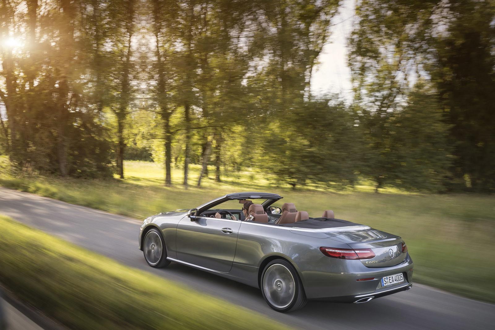 Foto de Mercedes-Benz Clase E Cabrio, toma de contacto (20/156)