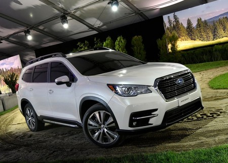 Subaru Ascent 2019 1280 0a