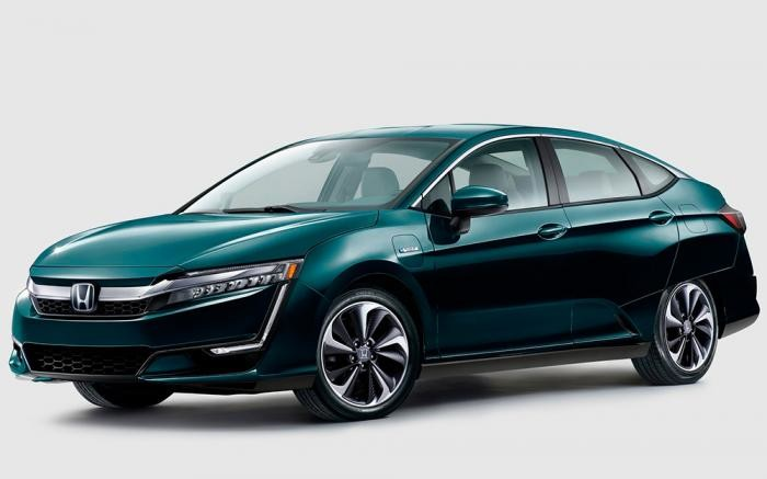 Foto de Honda Clarity plug-in hybrid y EV (2/10)