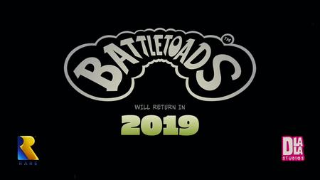 Battletoads Release Date Xbox Announcement