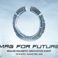 Realme Flash y su cargador magnético MagDart ya tienen fecha de presentación