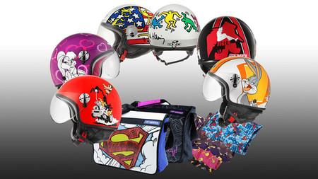 Cascos Axo para todos, porque un casco no tiene que ser una cosa seria