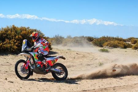 Laia Sanz Racing Dakar2018