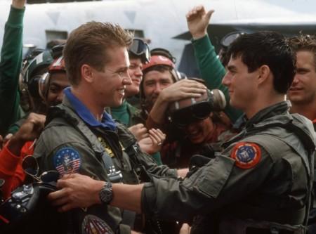Val Kilmer se apunta a 'Top Gun 2'