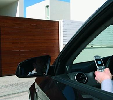 BlueKey te permite abrir la puerta con el móvil