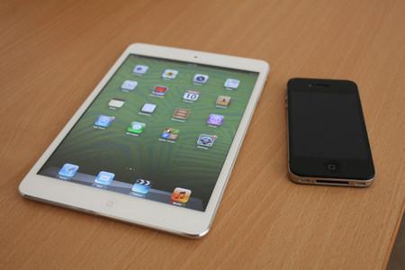iPad mini e iPhone 4s