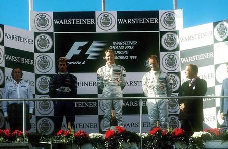 Trulli Nurburgring F1 1999