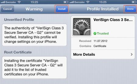 Apple introduce un identificador en las compras dentro de las aplicaciones
