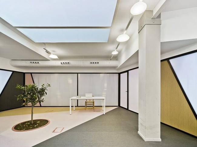 Espacios Para Trabajar Luz Y Diseno En Las Oficinas De Lano Fruits