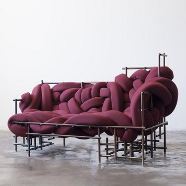 Las Lawless Chairs representan el Caos y el dilema social actual visto desde la mente creativa del diseñador Evan Fay