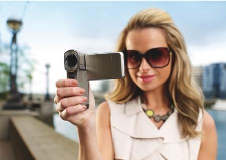 Videocámara Sony TG7 con GPS