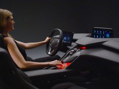 El concepto más importante de Acura en Los Ángeles no fue un auto, fue la Precision Cockpit Concept