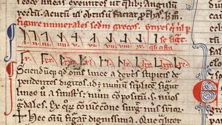Así es el misterioso sistema numérico de los monjes cistercienses del siglo XIII y cómo usarlo tú mismo