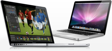 Primer vistazo al MacBook y el MacBook Pro (1ª Parte)