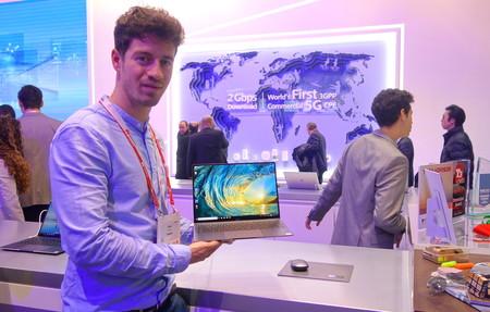 """""""Vamos a dar un golpe sobre la mesa en la fotografía móvil"""" - Fabio Arena (Huawei España)"""