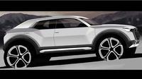 Lo pequeño puede encoger, habrá una Audi Q1