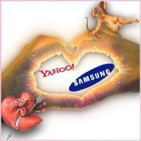 Samsung utilizará Yahoo! y sus aplicaciones a partir de ahora en sus terminales Android y Bada