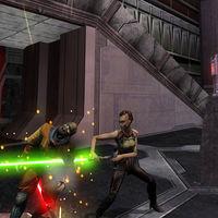 Star Wars: Jedi Academy se ha relanzado con crossplay accidental y los jugadores de PC están masacrando a los de consolas