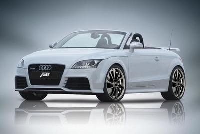 ABT Audi TT RS y TT RS Plus