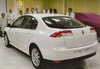 Renault Laguna 2007 al descubierto