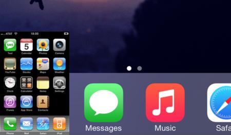 Una captura lo dice todo: así ha cambiado la resolución del iPhone desde sus principios