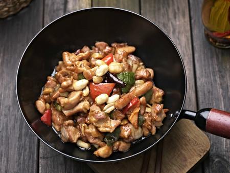 Kung pao o Gong bao, el pollo picante de Sichúan que conquistó a Occidente