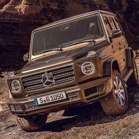 ¡Filtrado! El Mercedes-Benz Clase G se reinventa sin romper el molde
