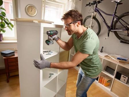 Montaje de muebles y chapuzas caseras a mejor precio: el taladro inalámbrico Bosch EasyDrill 12 está en Amazon por 52,45 euros hasta medianoche