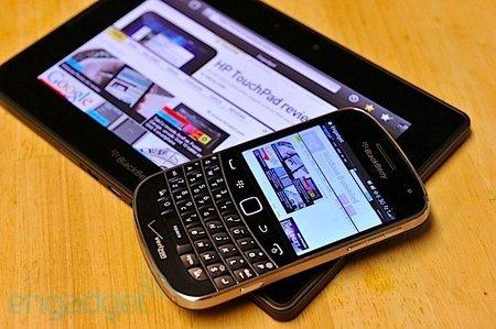 RIM anuncia sus resultados del tercer trimestre del 2011