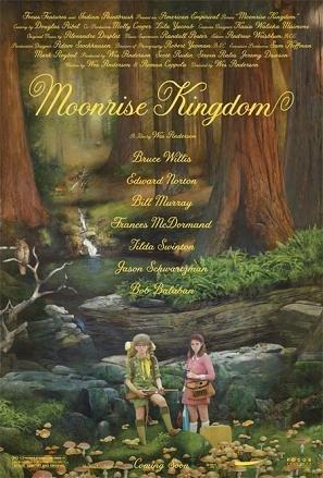 'Moonrise Kingdom', cartel de lo nuevo de Wes Anderson