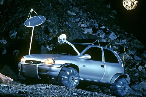 Existió un Chevy adaptado para la Luna: así era el prototipo con el que GM perdió los pies de la Tierra