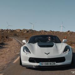 Foto 25 de 27 de la galería corvette-z06-competition-prueba en Motorpasión